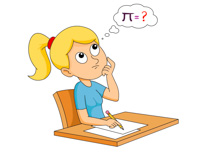 Teaching mathematical processes study. Assessment clipart student thinking