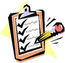 Discovery charter school parent. Assessment clipart survey