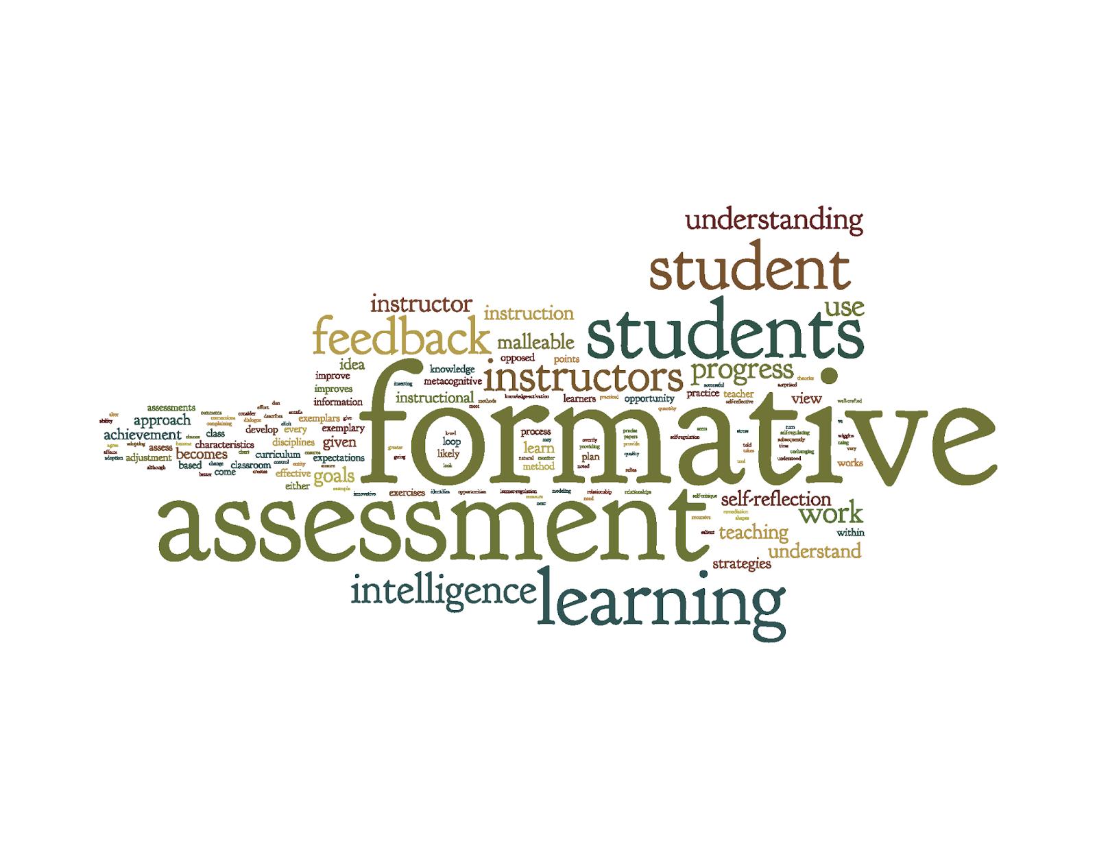 Assessment clipart teacher assessment. The power of formative