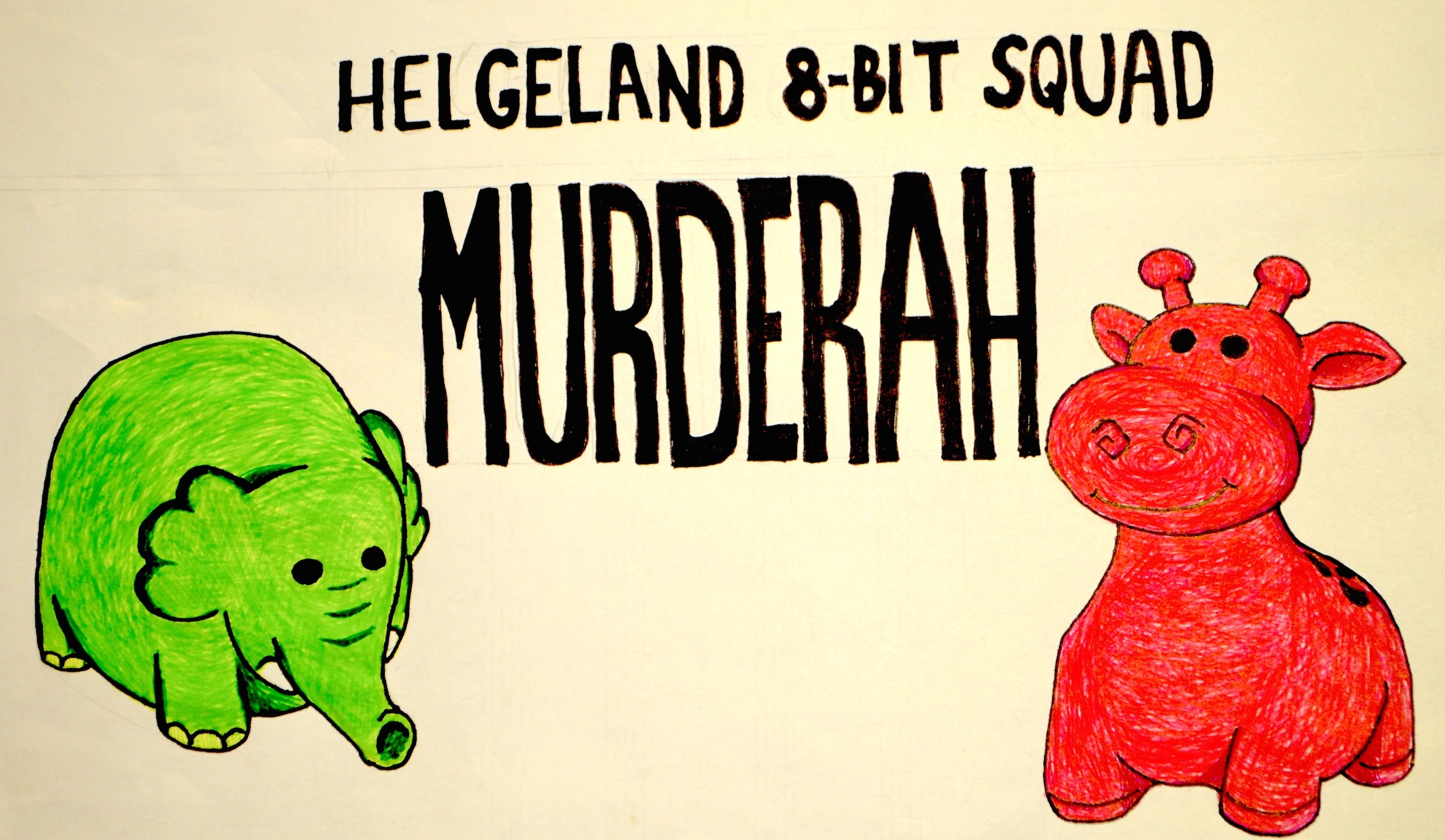 Asteroid clipart 8 bit. Helgeland squad murderah official