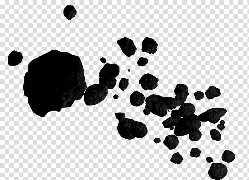 Belts mega rock fragments. Asteroid clipart asteriod