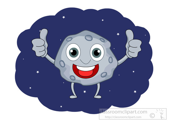 Asteroid clipart bold. Inspiration meteor royalty free