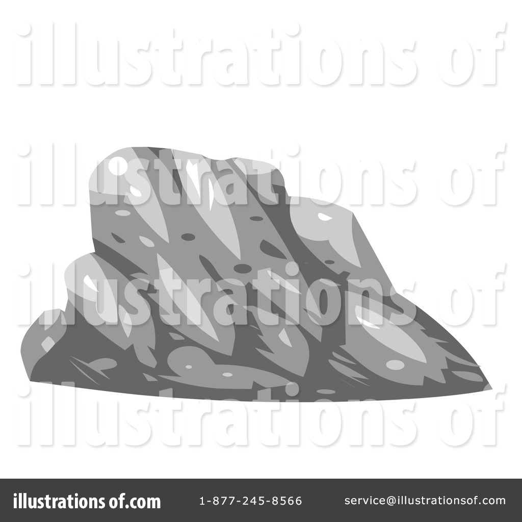By tonis pan royaltyfree. Boulder clipart illustration