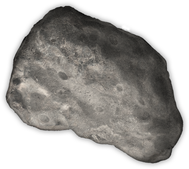 Challenge asteroids national geographic. Boulder clipart asteroid