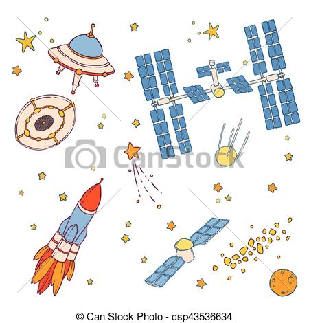 Asteroid clipart cartoon. Impact pencil and in
