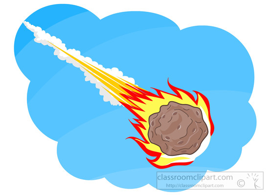 Asteroid clipart cute. Space pencil and in