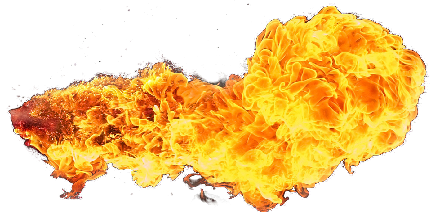 Asteroid clip art . Fire png images