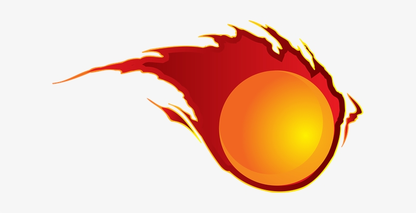 Asteroid clipart fire. Picture transparent library huge