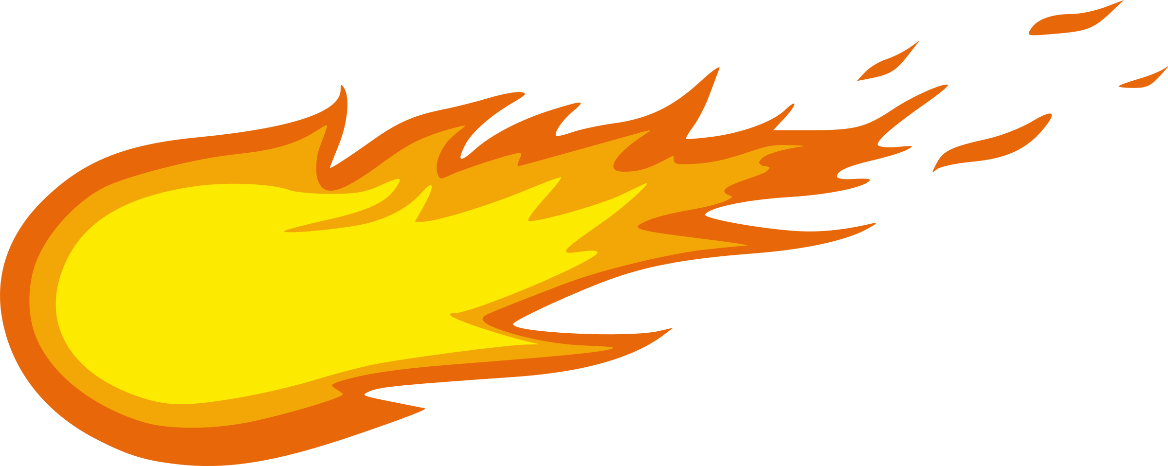 Meteorite pencil and in. Asteroid clipart fire