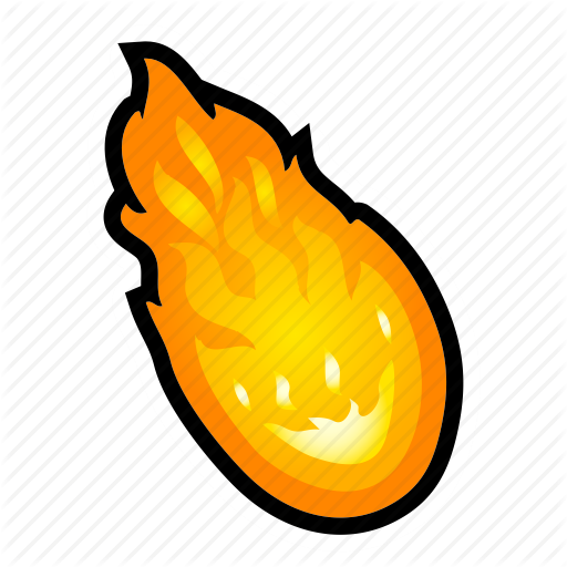 Asteroid clipart fireball. Witchcraft by lunarground com