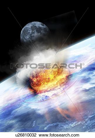 Pinart royalty free stock. Asteroid clipart flaming