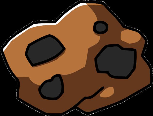Image png scribblenauts wiki. Asteroid clipart meteorite