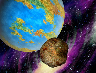 Asteroid clipart round stone. Search photos by mavie