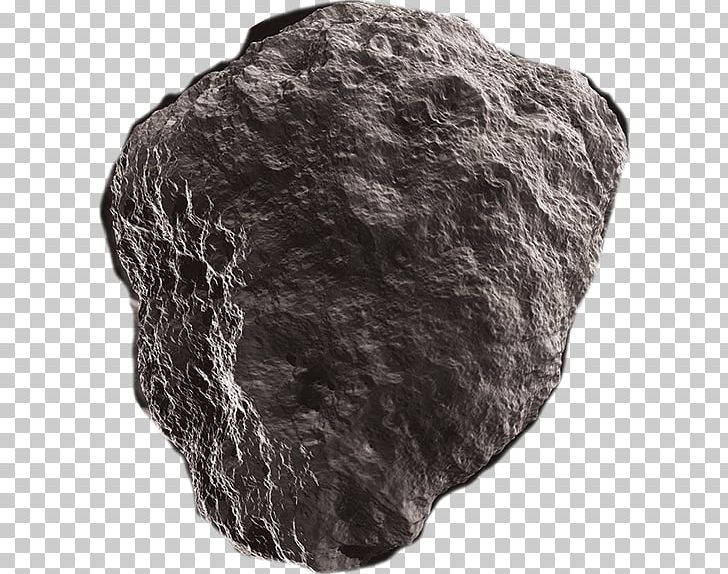Earth outer meteorite png. Boulder clipart space rock