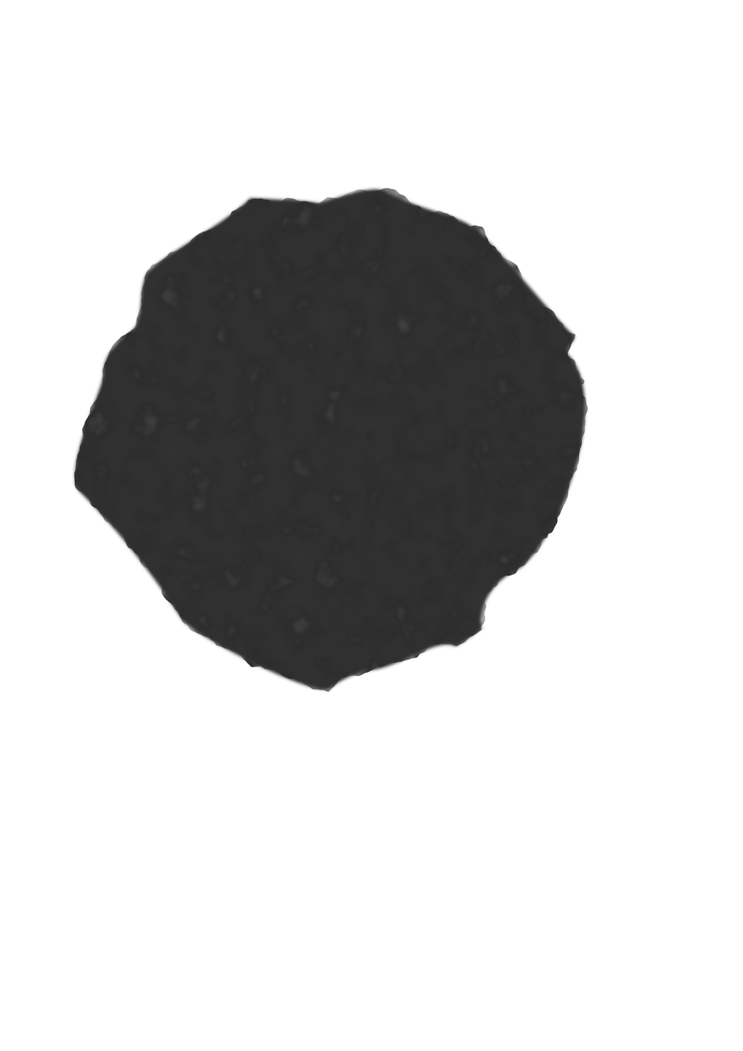 Remix no shading big. Asteroid clipart space rock