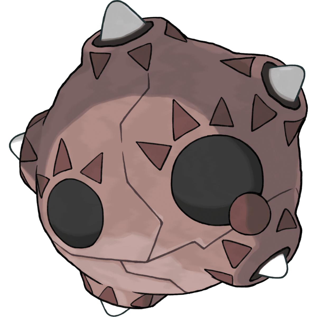 Clipart stars meteor. Minior pok mon bulbapedia