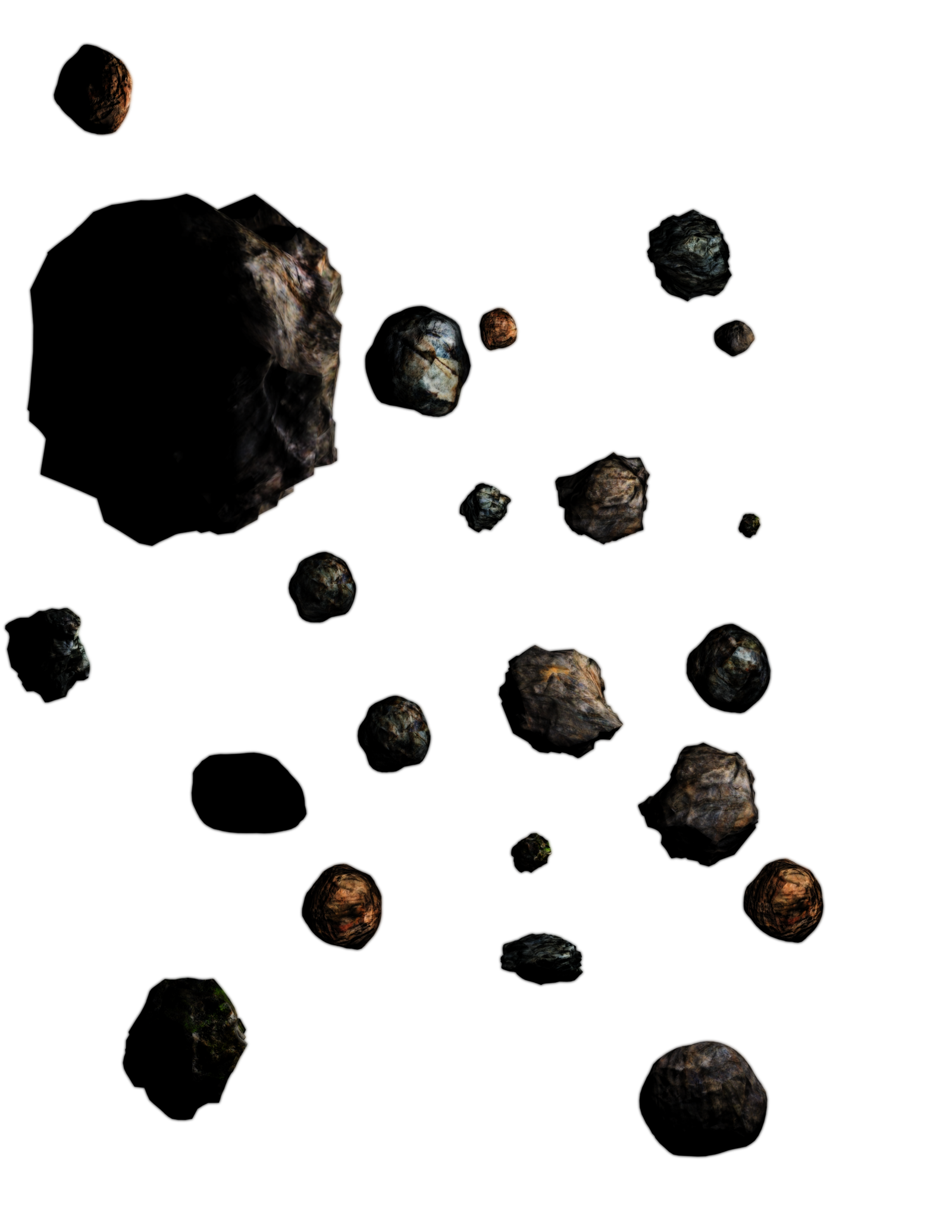 Meteor clipart transparent background. Asteroid png mart
