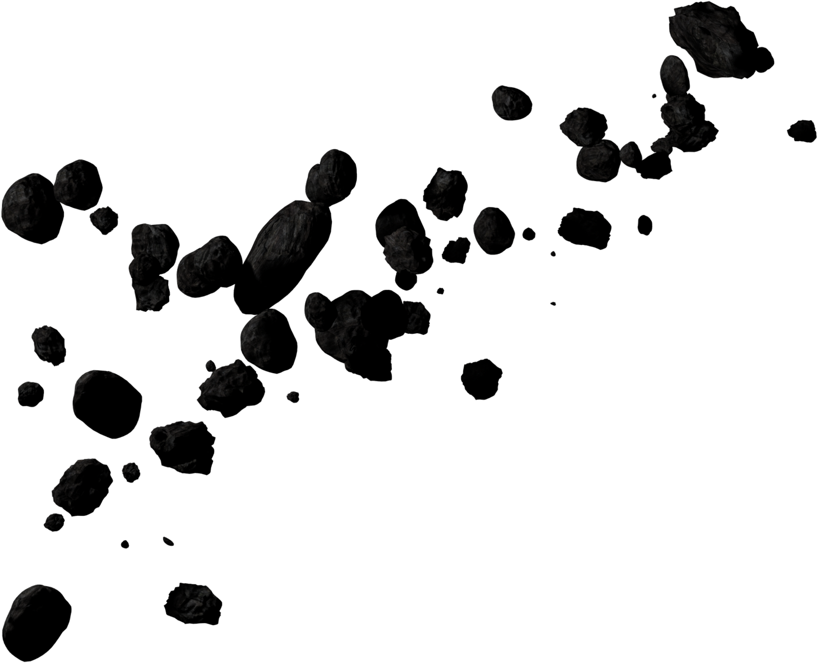 Meteor clipart transparent background. Asteroid png images free
