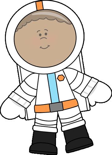 Astronaut clipart.