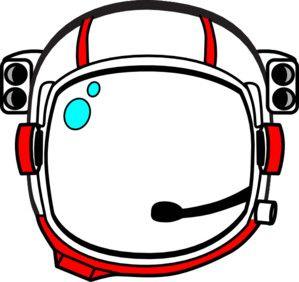 Astronaut clipart astronaut helmet. Red clip art classroom