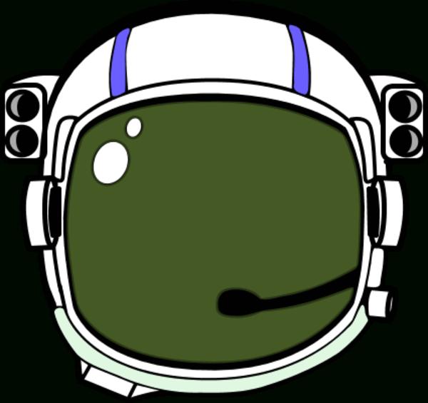 Space helmet png. Astronaut clipart letters format