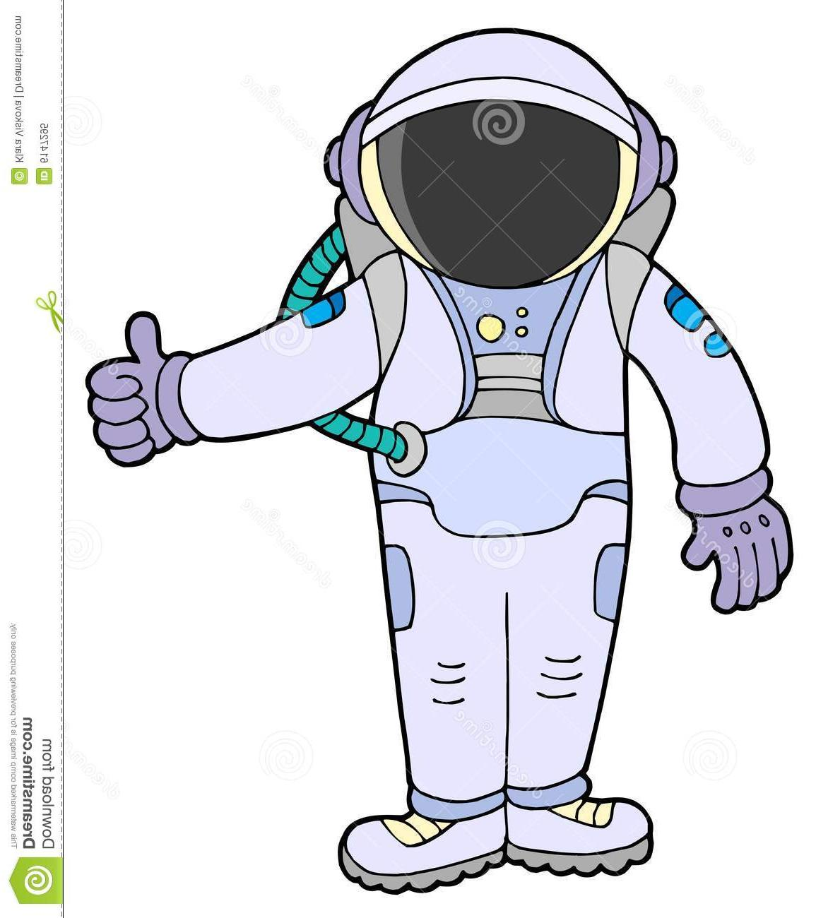 Drawn pencil and in. Astronaut clipart bear