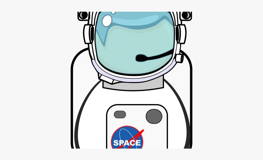 Helmet cliparts . Astronaut clipart body