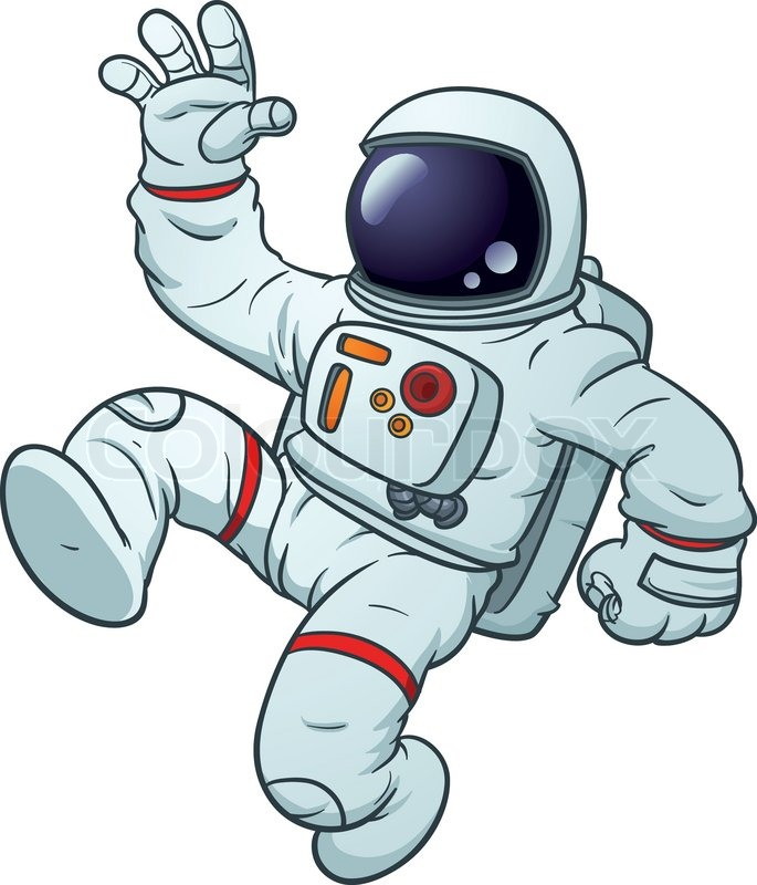 Astronaut clipart body. Free cute cliparts download