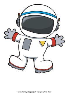Astronaut classroom