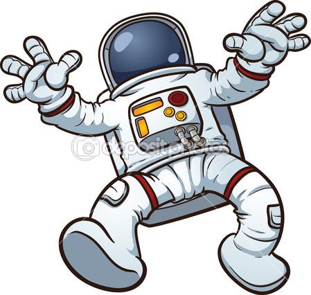 Astronaut clipart clip art. Stock panda free images