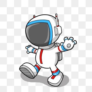 Images png format clip. Astronaut clipart comic