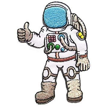 Amazon com a journey. Astronaut clipart comic