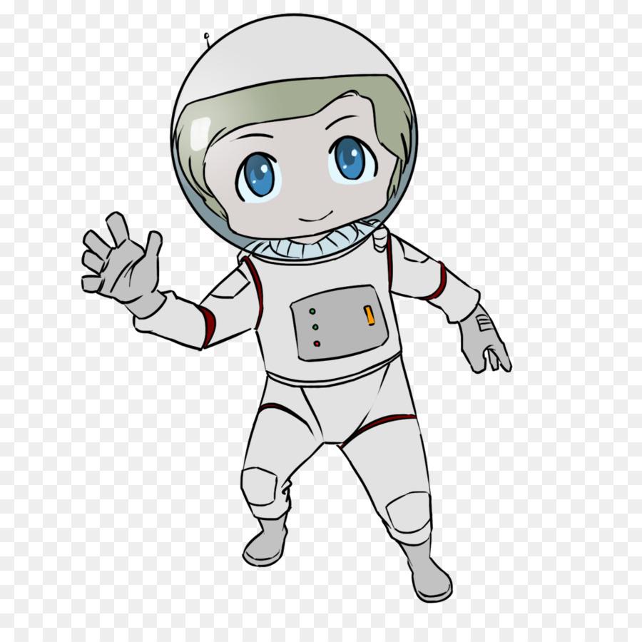 Astronaut clipart comic. Paper cartoon clip art