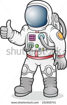Astronaut comic