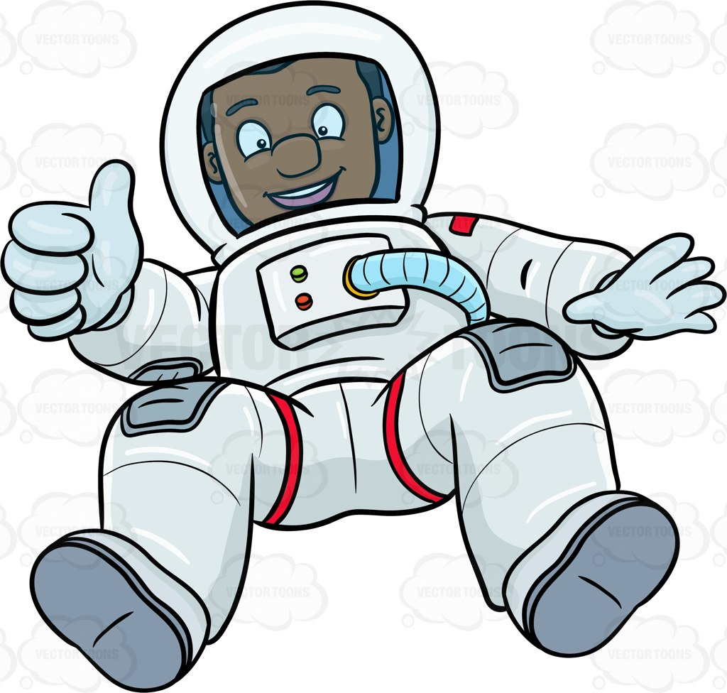 Astronaut clipart comic. Free download best on