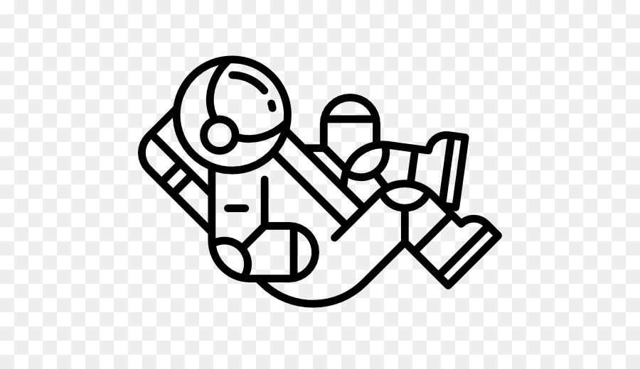 Astronaut clipart line art. Clip png download free
