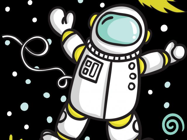 Astronaut clipart preschool.