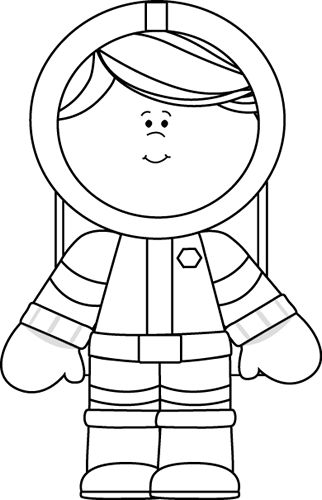 image about Astronaut Printable known as Astronaut clipart printable, Astronaut printable Clear