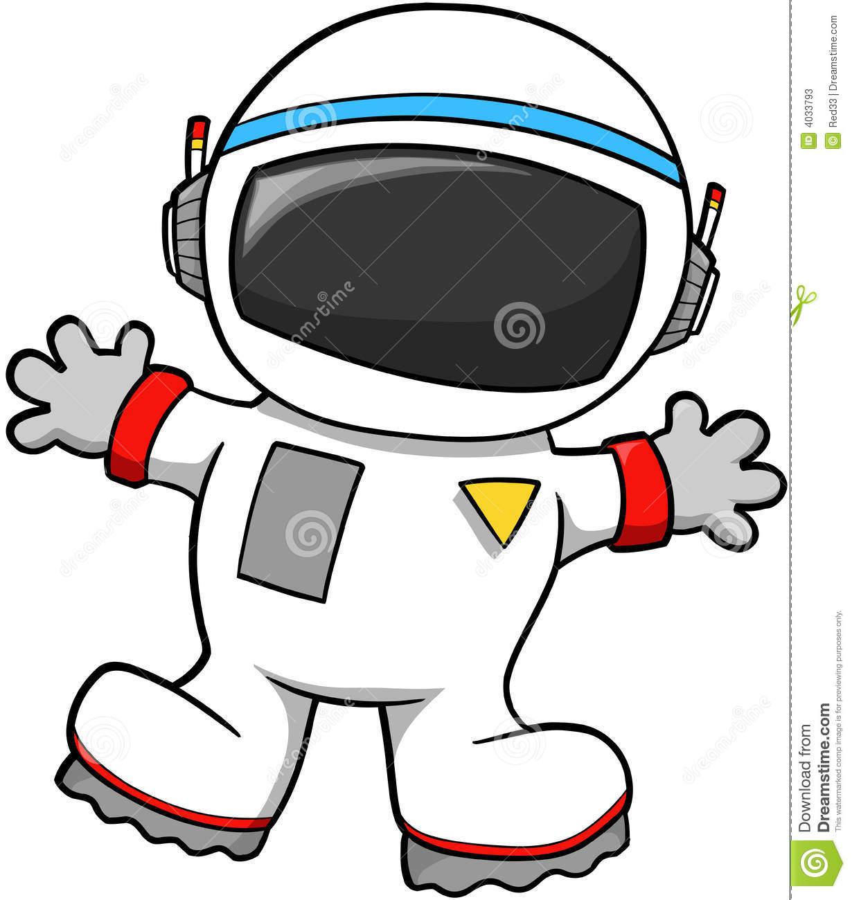 astronaut clipart spaceman