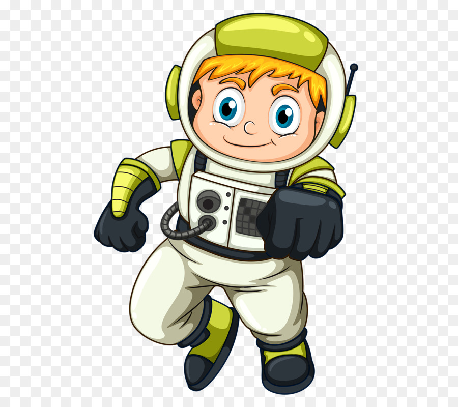Animation clip art png. Astronaut clipart tool