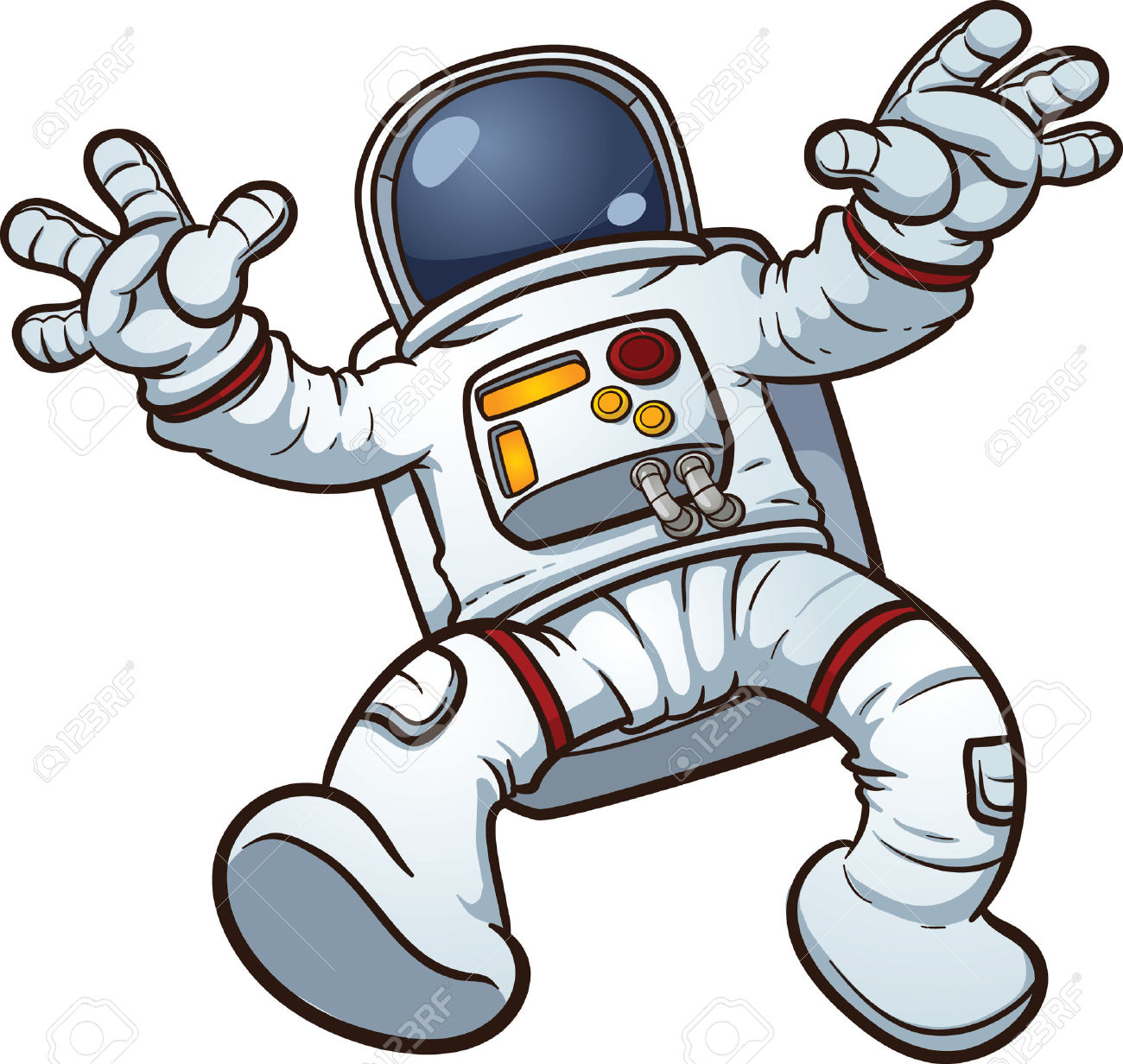 collection of high. Astronaut clipart transparent background