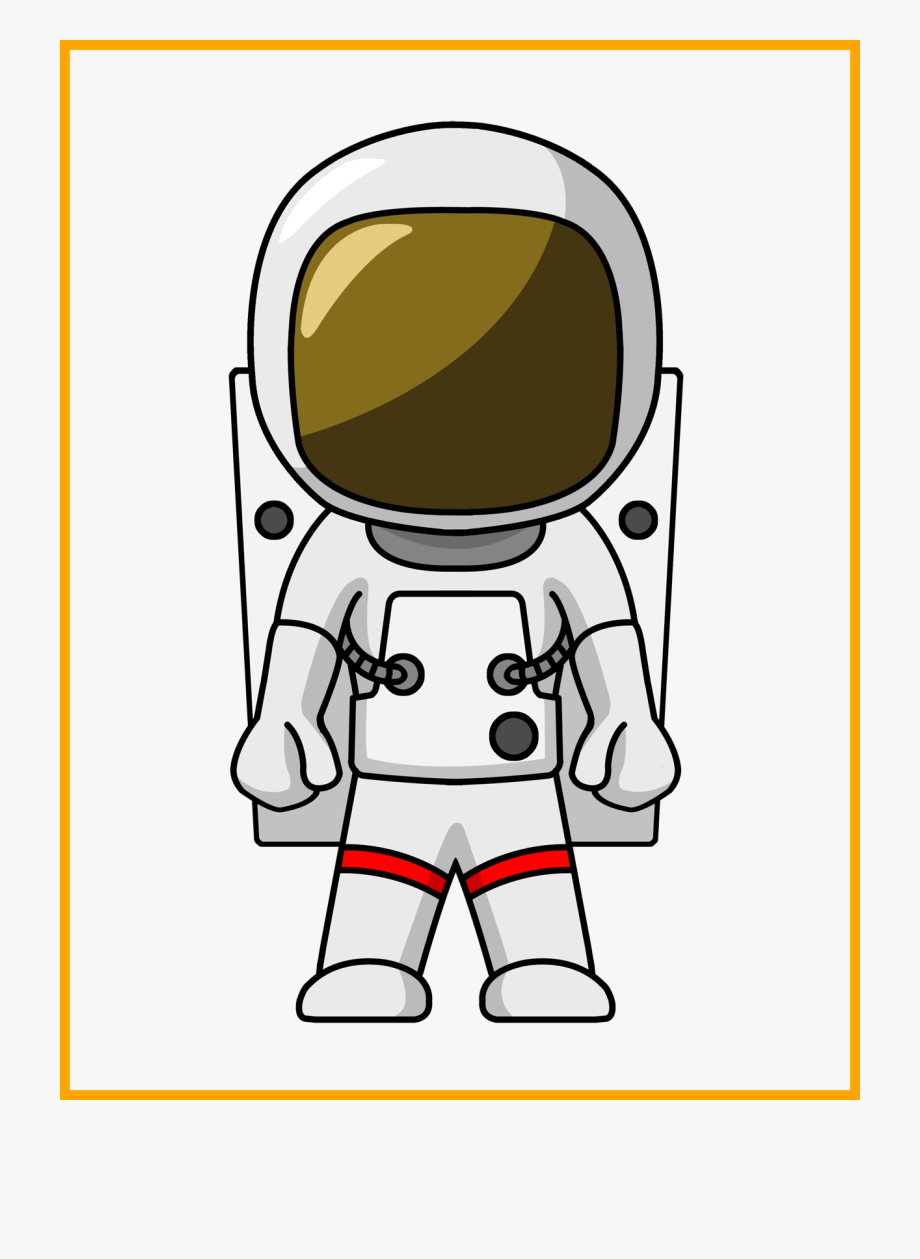 Astronaut clipart transparent background. Appealing coloring pages