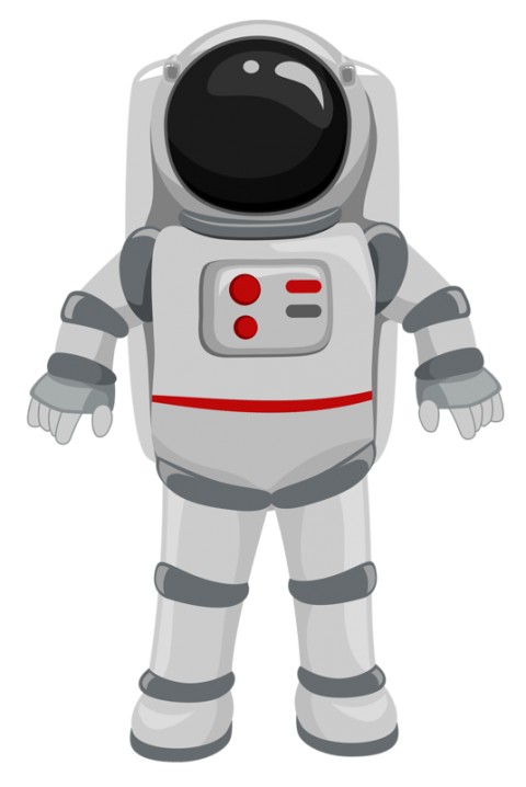 Astronaut clipart transparent background. Png free images toppng
