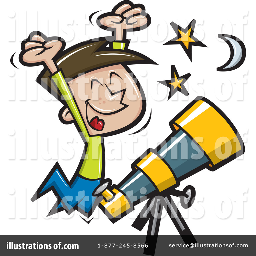 Astronomy clipart. Illustration by jtoons royaltyfree