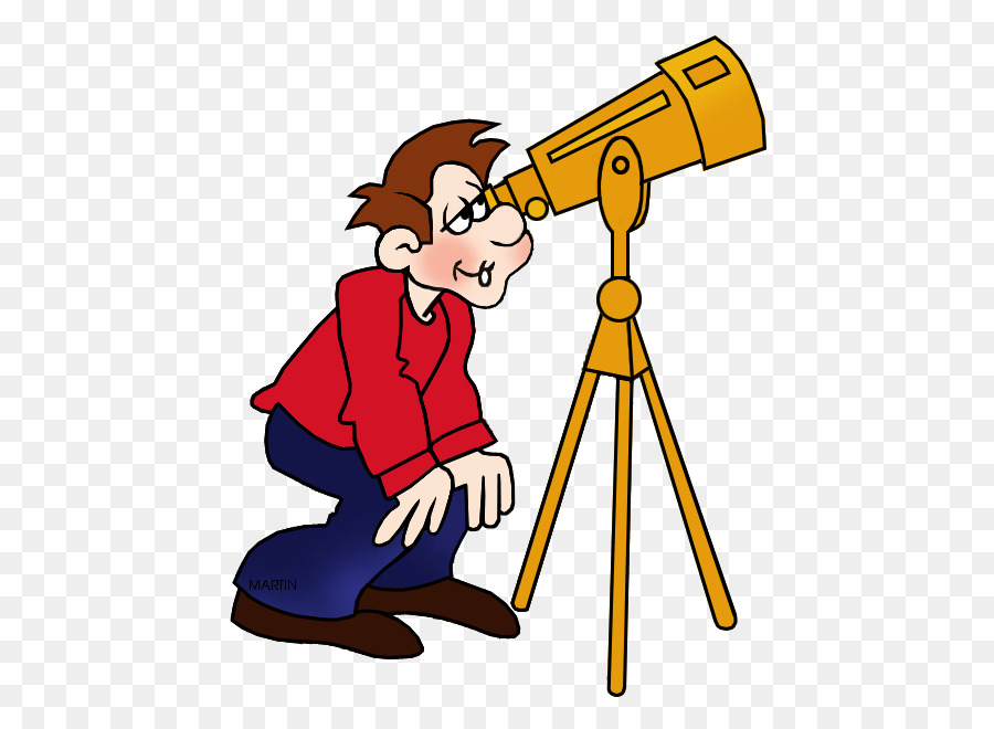 Astronomer free content clip. Astronomy clipart