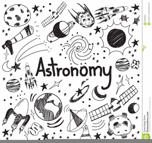 Astronomy clipart. Stars free images at
