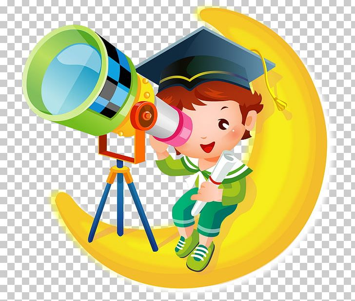 Astronomy clipart animated. Astronomer cartoon png film