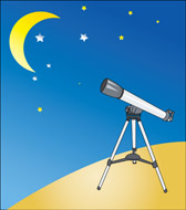astronomy clipart animated