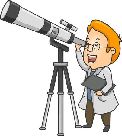 Astronomy clipart animated. Astronomer cliparts making the