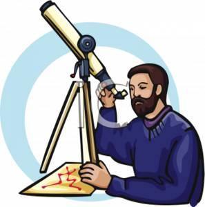astronomy clipart astronomer